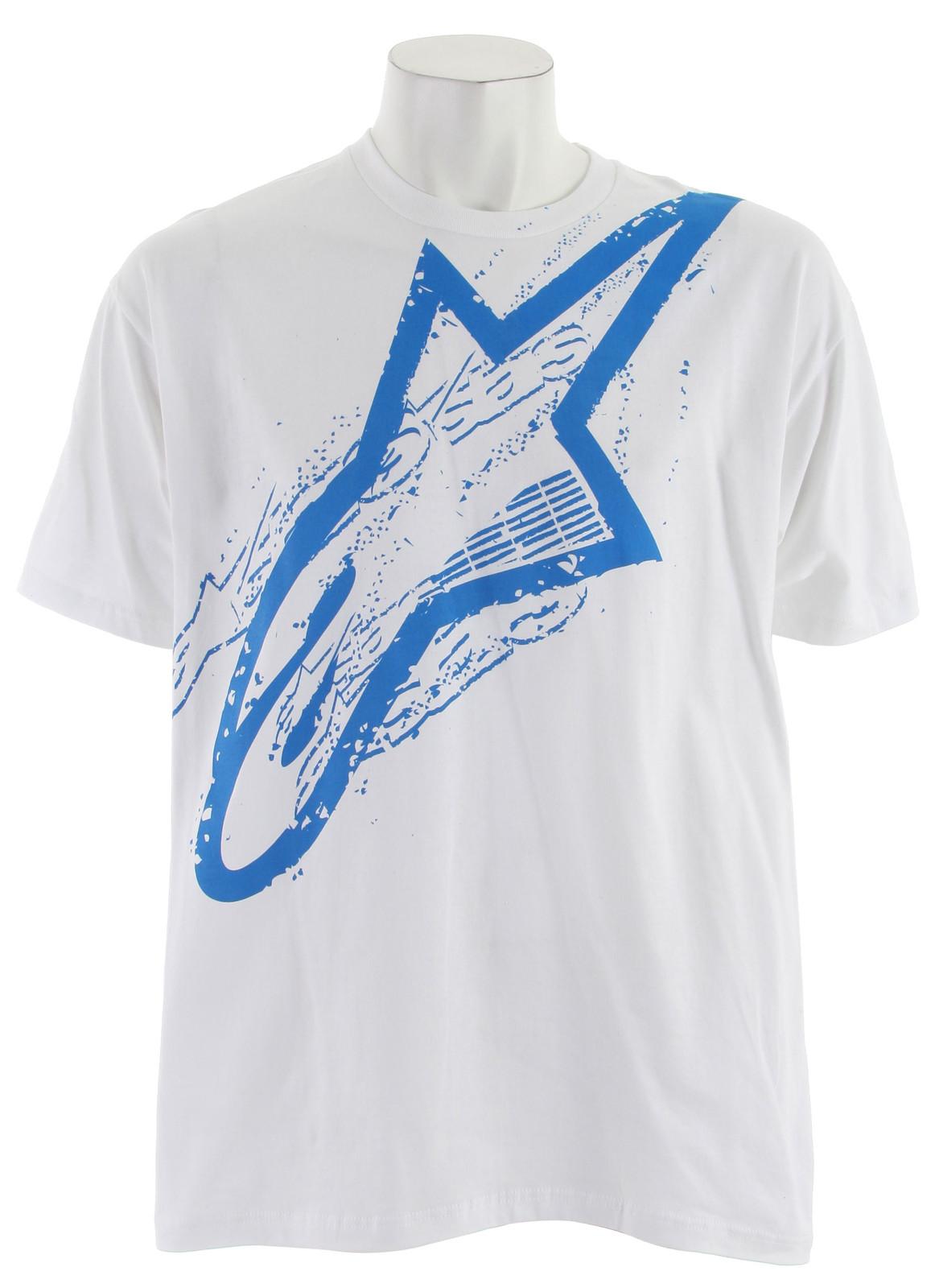Alpinestars Envision T-Shirt White  alpinestar-envison-t-wht-11.jpg