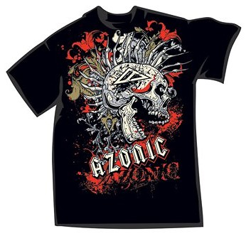 Azonic Punishment Tee Shirt 2011  48346.jpg
