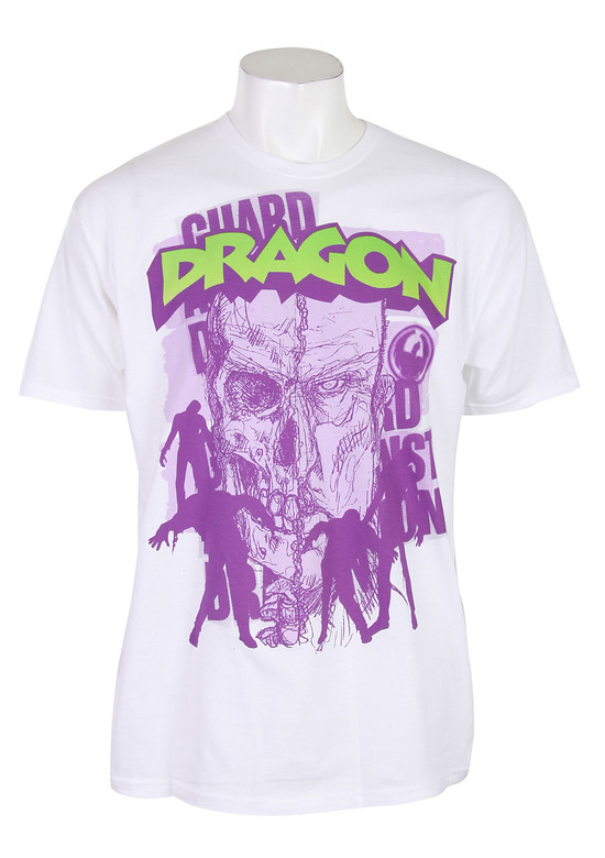 Dragon Freak Show T-Shirt White  dragon-freakshow-t-wht-08.jpg