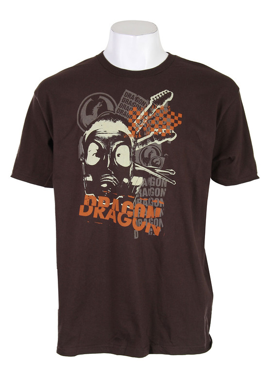 Dragon Captain Future T-Shirt Chocolate  dragon-captainfuture-t-chocolate-09.jpg