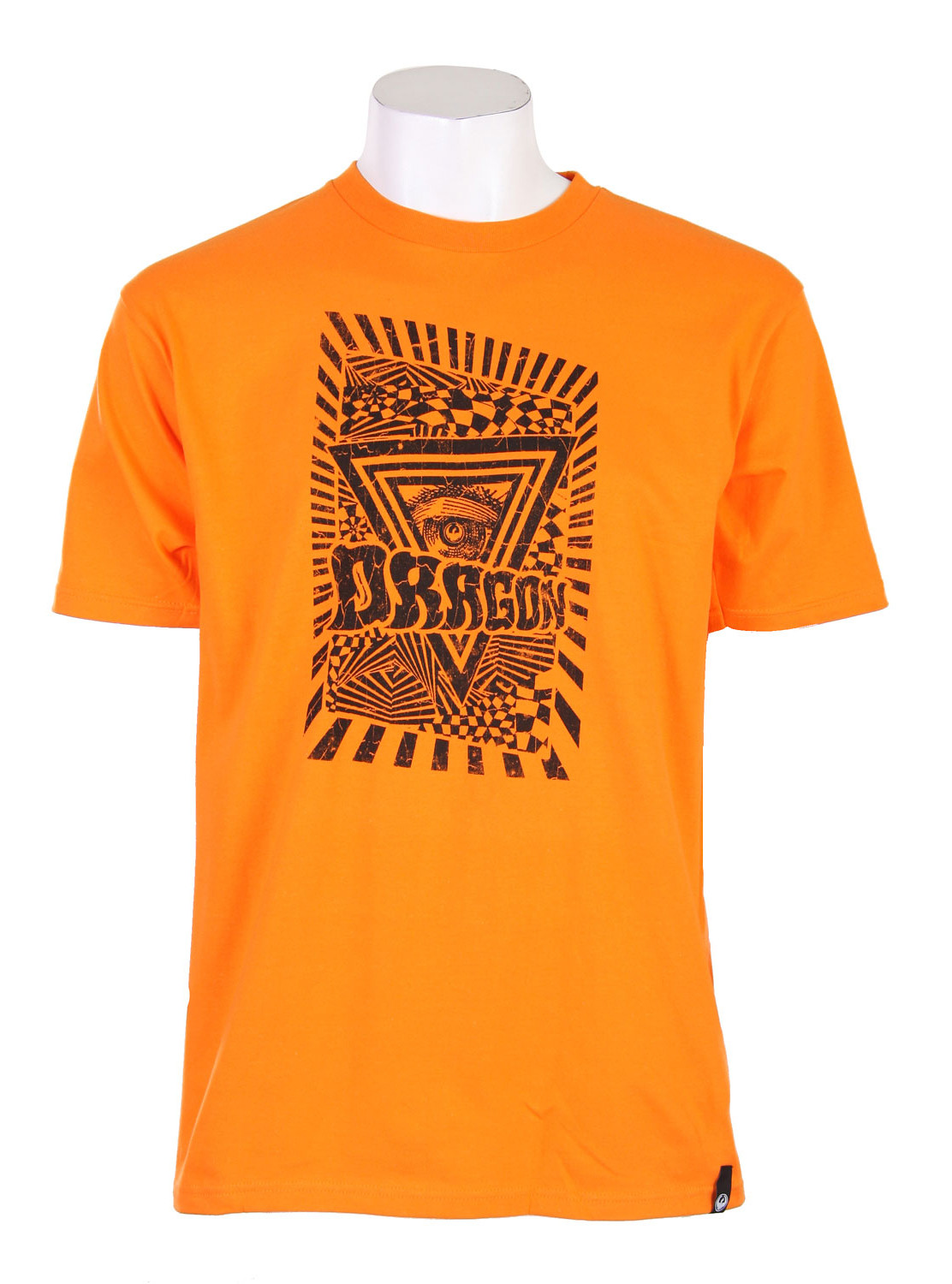 Dragon Minds Eye T-Shirt Orange  dragon-orng-t-blk-09.jpg