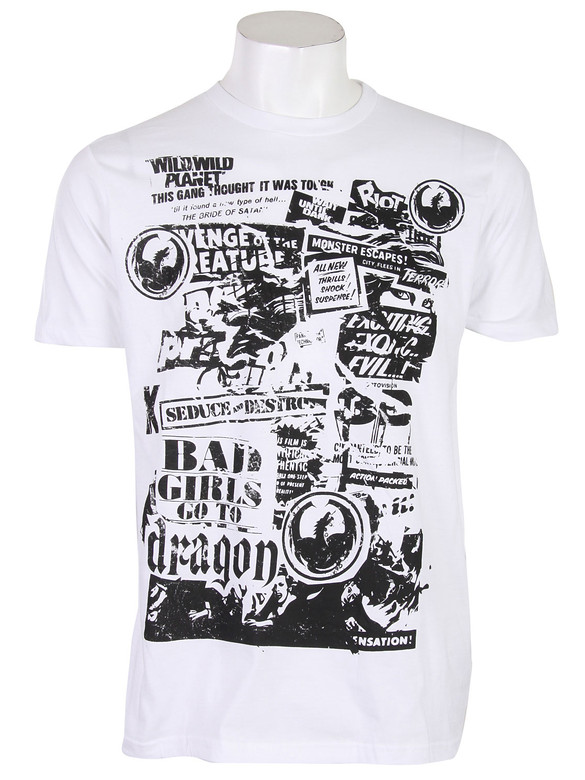 Dragon Shocker T-Shirt White  dragon-shocker-t-wht-09.jpg
