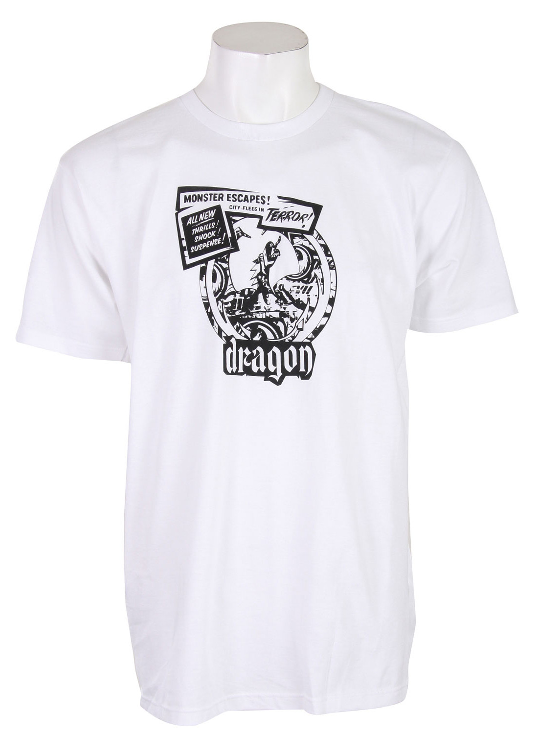 Dragon Pulp Hero T-Shirt White  dragon-pulphero-t-wht-09.jpg
