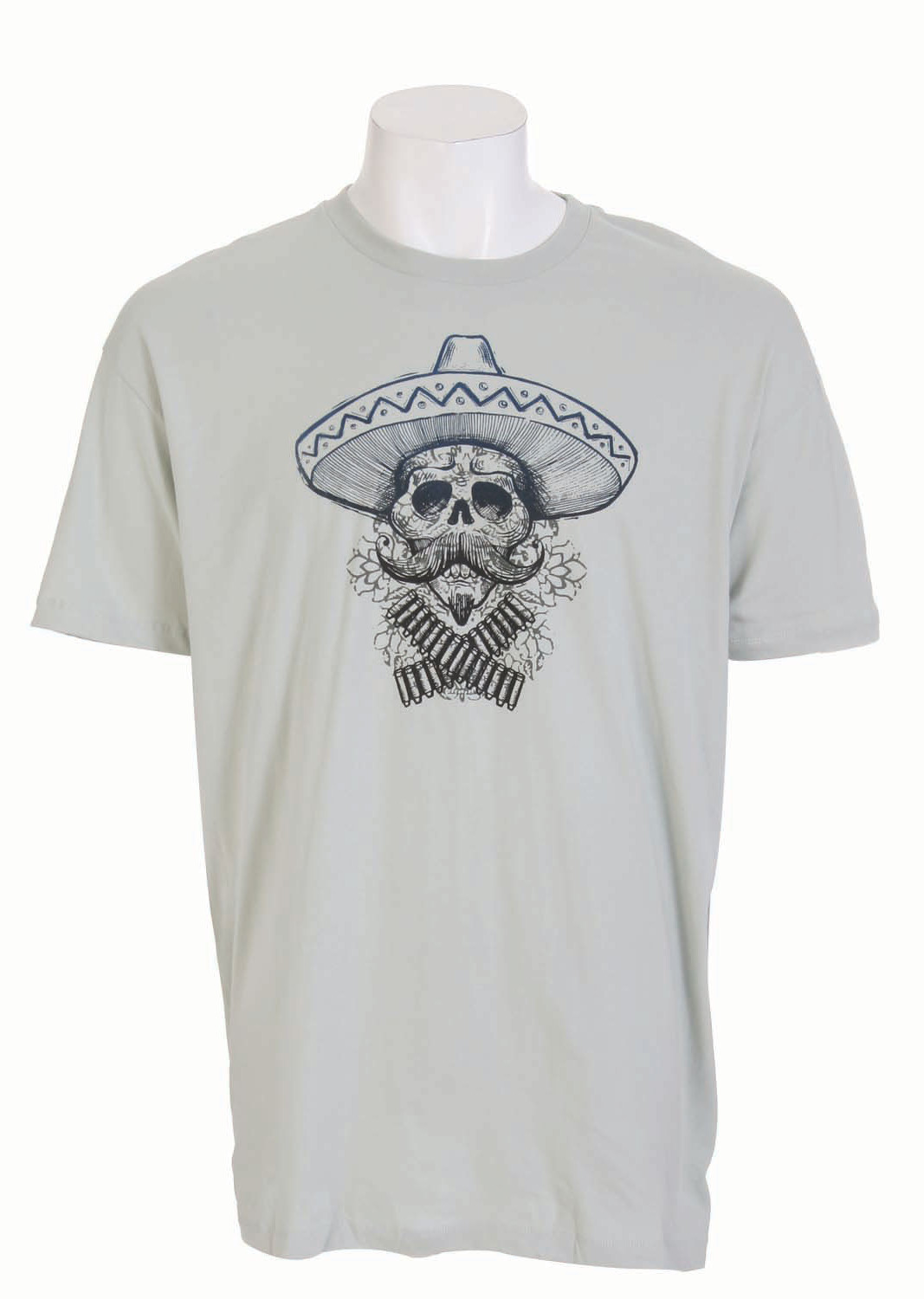Dakine Guys Posada Skull T-Shirt Stone Putty  dk-posada-t-putty-09.jpg