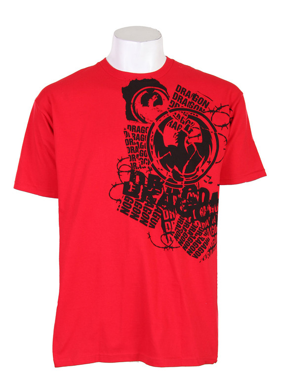 Dragon Unknown T-Shirt Red  dragon-unkown-t-red-09.jpg