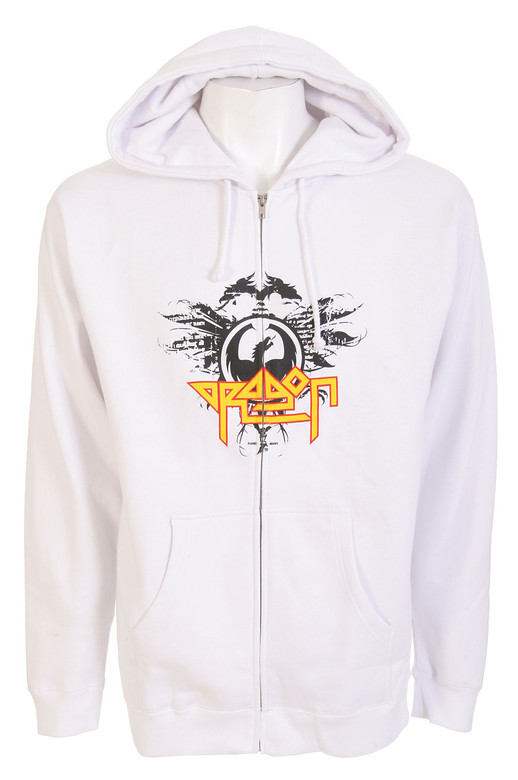 Dragon High N Dry Zip Hoodie White  drag-highndry-hd-wht-08.jpg
