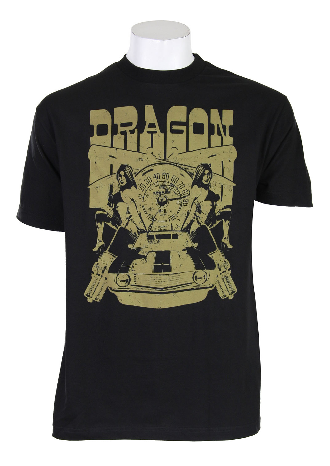 Dragon Mean Machine T-Shirt Black  dragon-meanmachine-t-blk-08.jpg