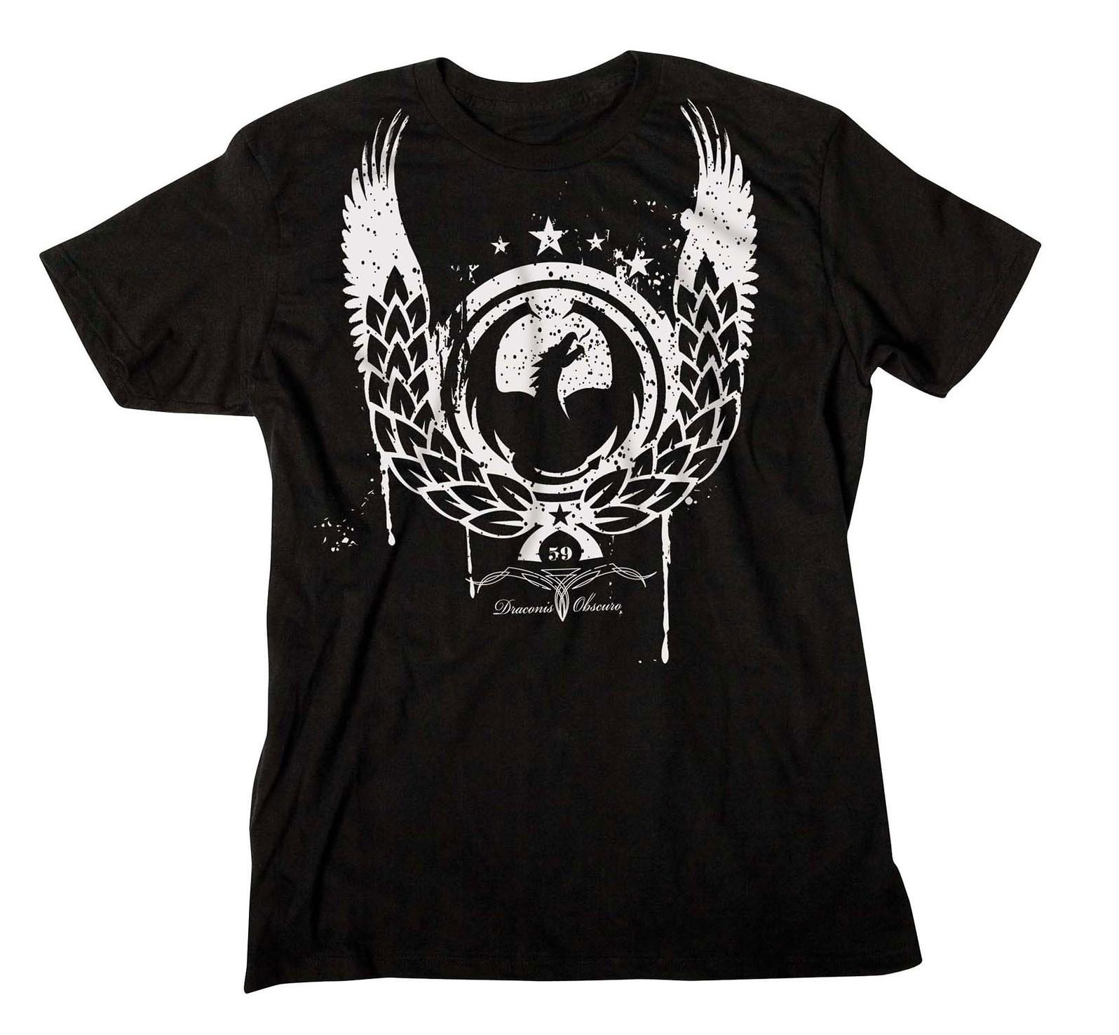 Dragon Warrant T-Shirt Black  dragon-warrant-t-yth-blk-08.jpg