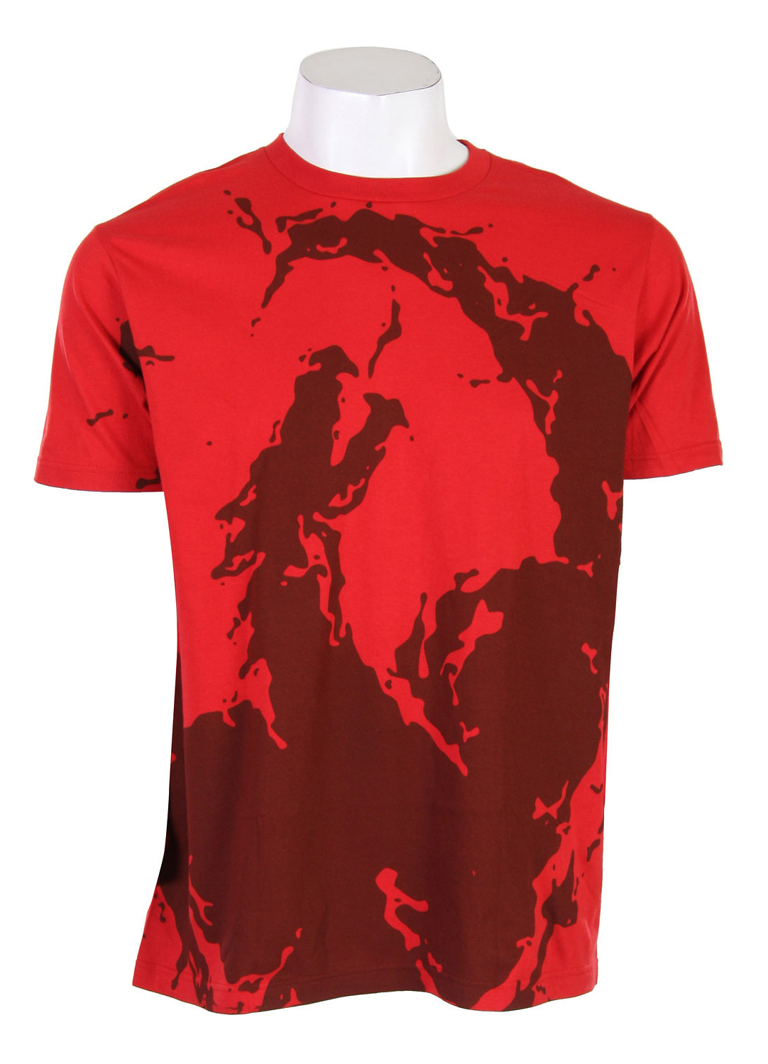 Dragon Lord Lister T-Shirt Dark Red  dragon-lordlister-t-red-09.jpg