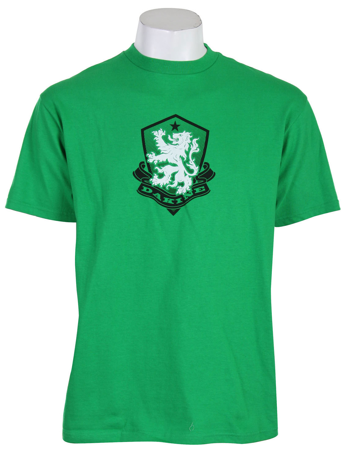 Dakine Lion Crest T-Shirt Apple Green  dakine-lioncrest-t-applegrn-10.jpg