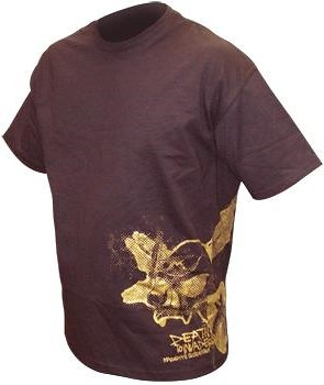 Marzocchi Death To Invaders T Shirt  cw259a04.jpg