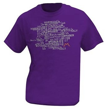 Marzocchi Scribble T Shirt  cw259a00_purple.jpg