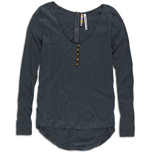 O'Neill ONeill Plan It Top - Womens - Dark Slate  66-31174_w.jpg