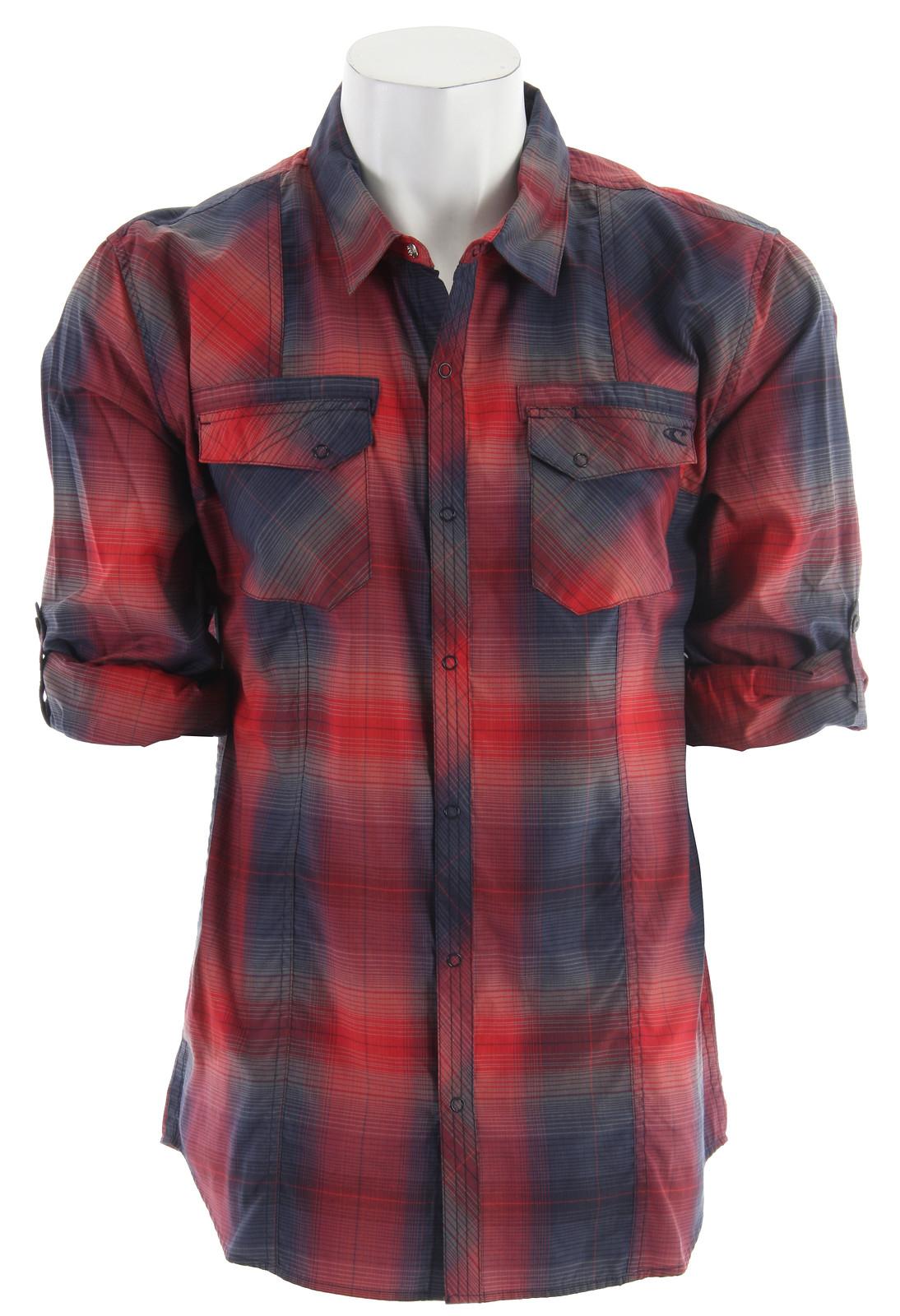 O'Neill Kern Shirt Blue  oneill-kern-buttonup-blu-11.jpg