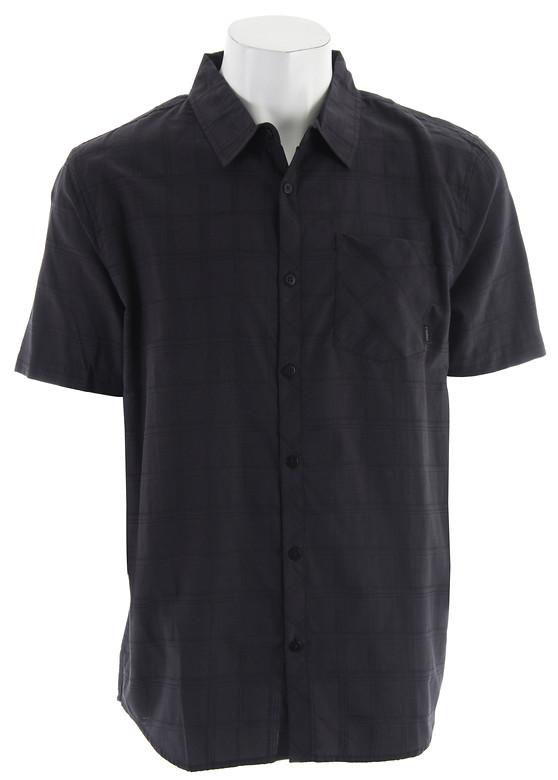 O'Neill Gleeson Shirt Black  oneill-gleeson-buttonup-blk-11.jpg