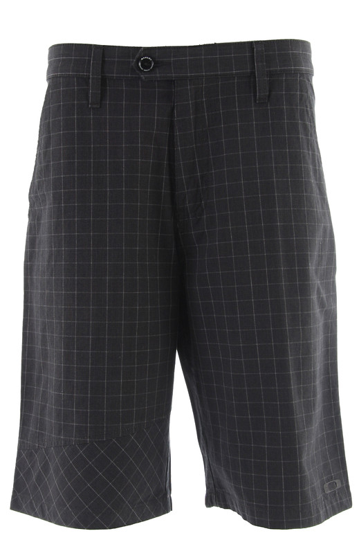 Oakley Transient Shorts Black Plaid  oak-transient-shrts-blkplaid-11.jpg