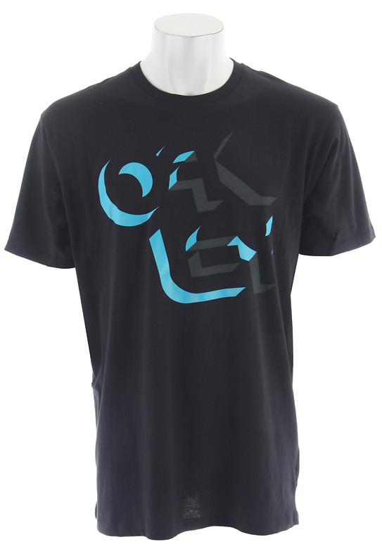 Oakley 2D T-Shirt Black  oak-2d-t-blk-11.jpg