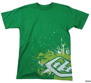 Troy Lee Designs Splatter Tee 2011  65487.jpg