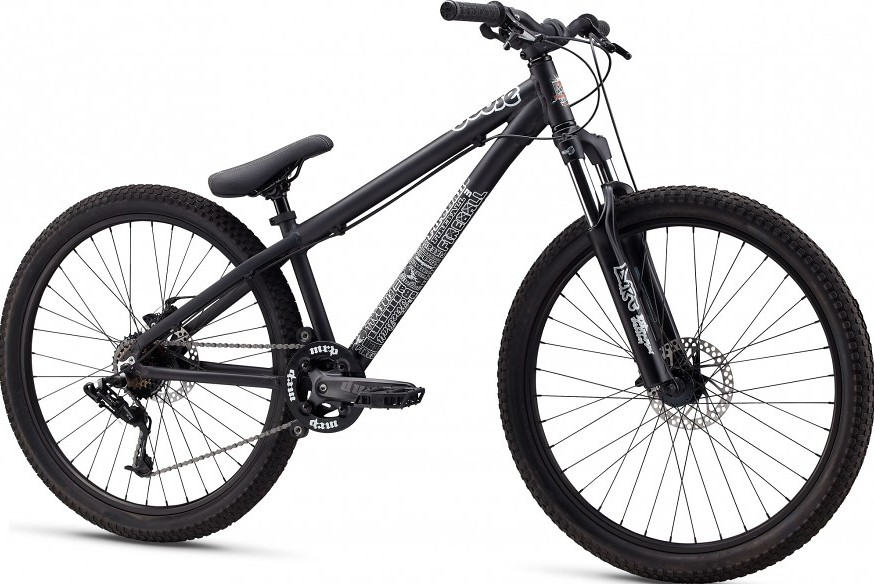 "2012 Mongoose Fireball 26"" Bike m_12_FIR26_BLK_2"