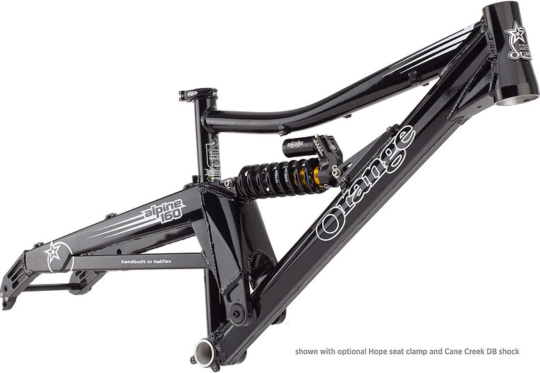 Orange Alpine 160 Frame Alpine_160_Frame-0010