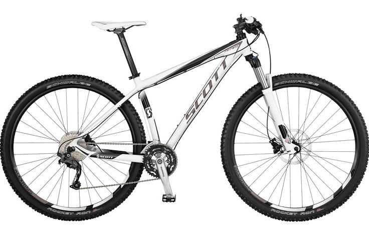 2012 Scott Scale 29 Team Bike Reviews Comparisons Specs