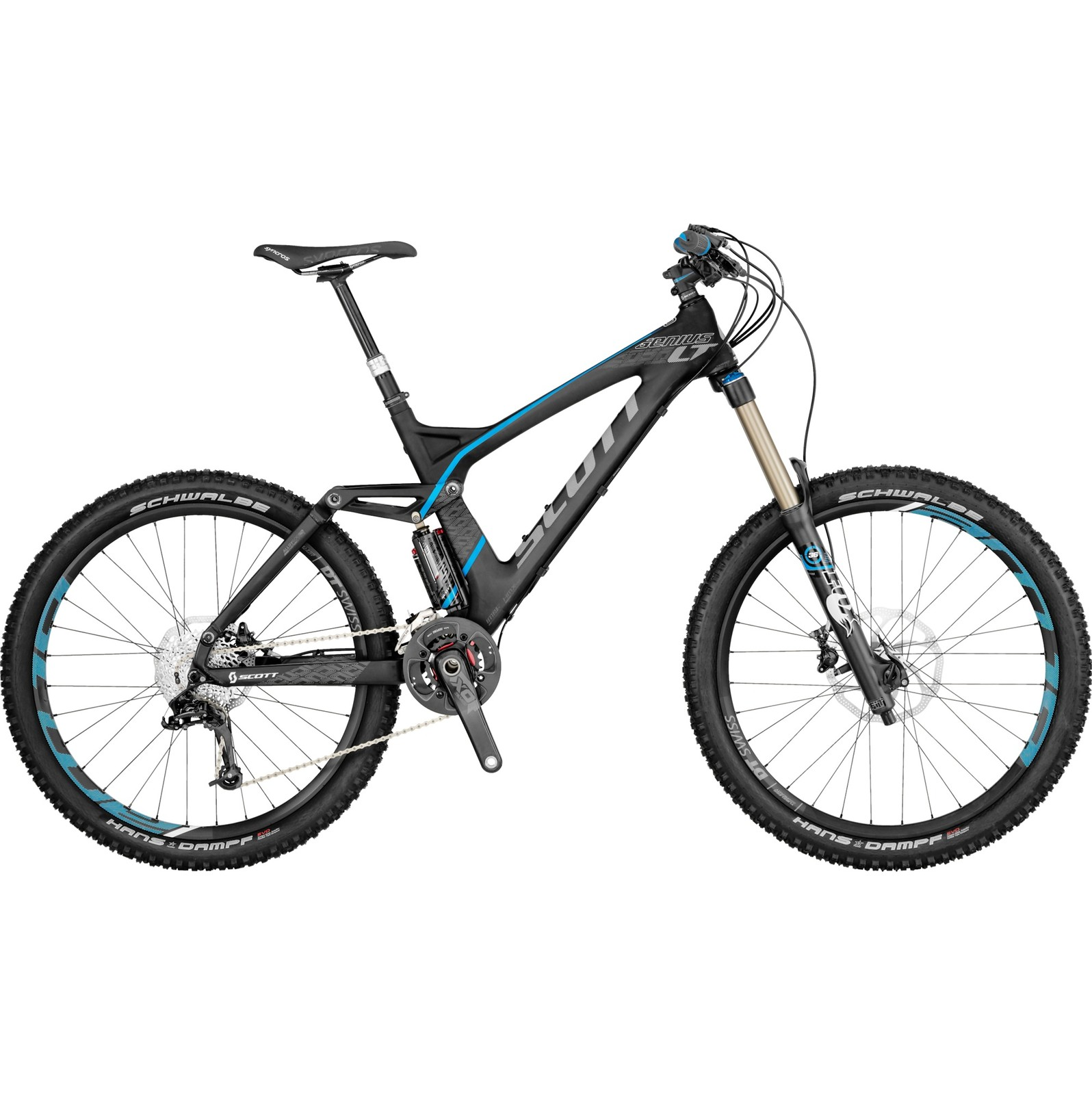 2012 Scott Genius LT 10 Bike 221734