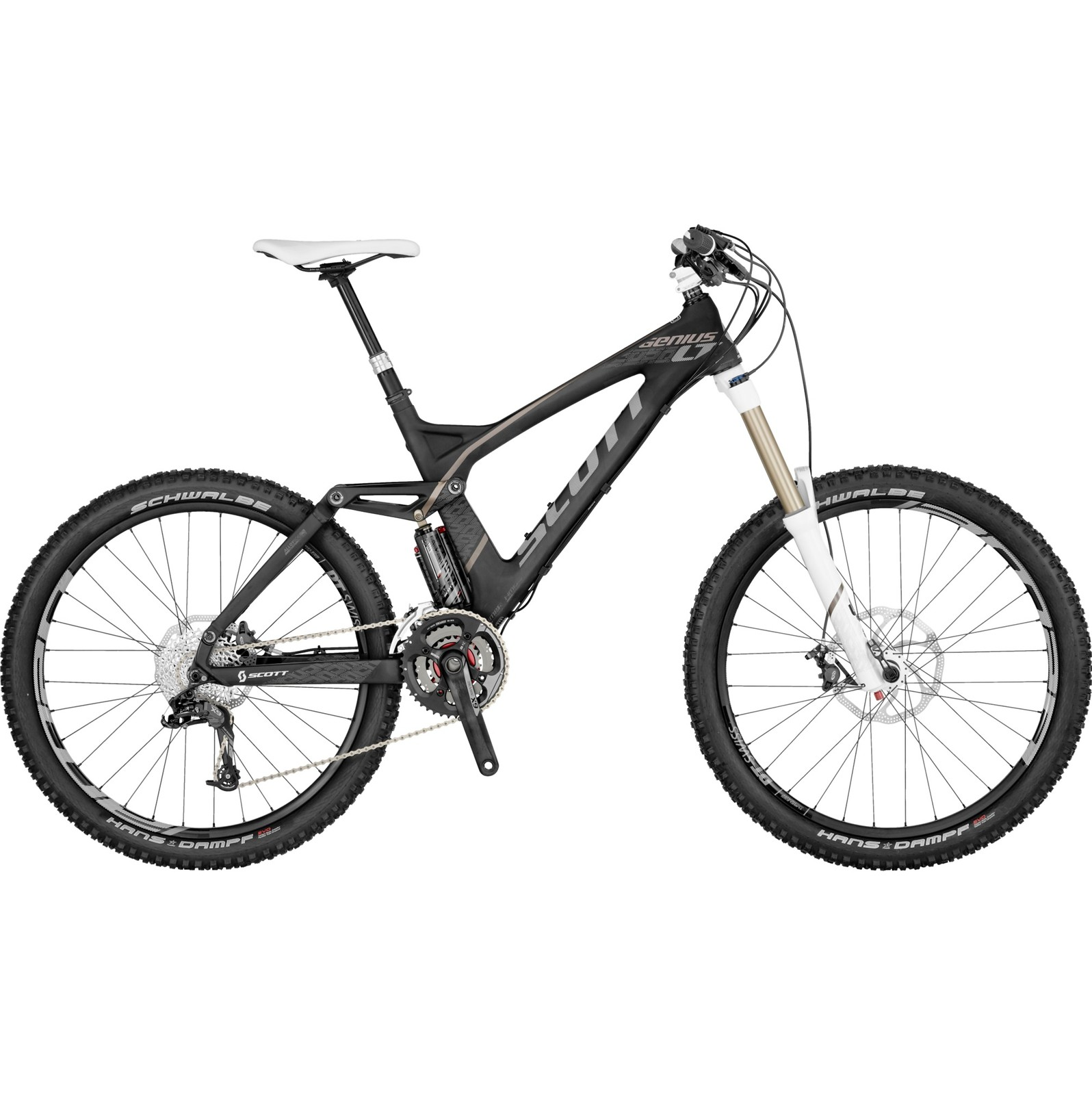 2012 Scott Genius LT 20 Bike 221735