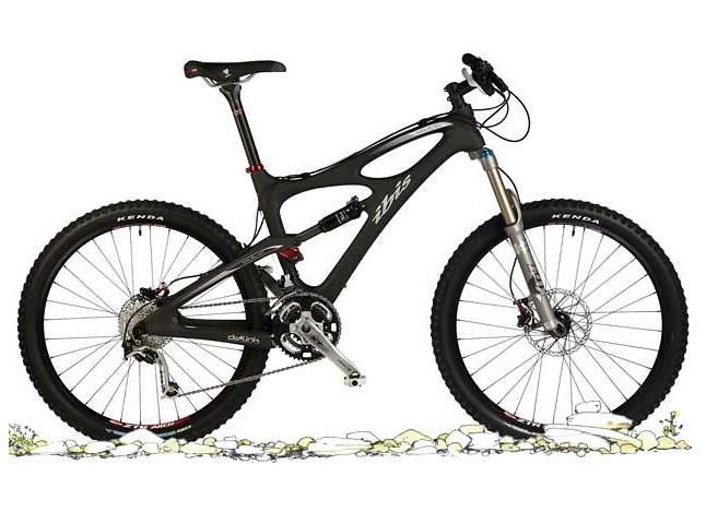 2012 Ibis Mojo SL XT Bike 2011-ibis-mojo-sl
