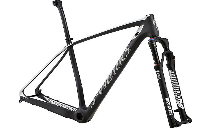 Specialized S-Works Stumpjumper 29 Frameset  S-Works Stumpjumper Carbon 29 Frameset