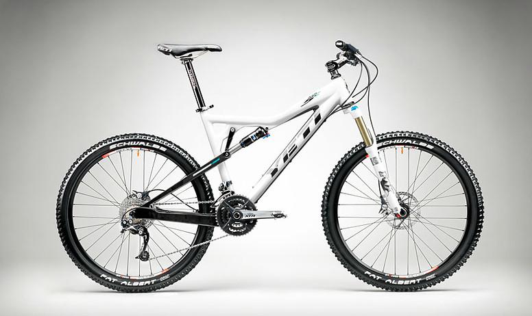 2012 Yeti ASR-5 Carbon Enduro Bike Screen shot 2012-01-09 at 8.36.47 PM