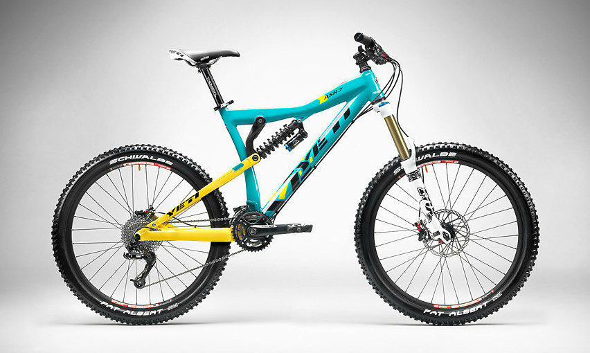 2012 Yeti ASR7 Pro XTR Bike Screen shot 2012-01-09 at 9.39.24 PM