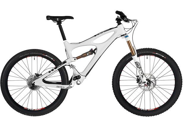 2012 Ibis Mojo HD 140 SLX Bike mojoHD140_base