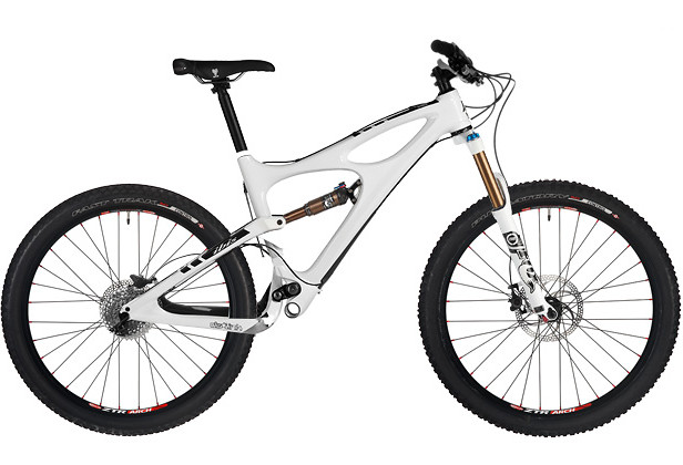 2012 Ibis Mojo HD 140 XTR Bike mojoHD140_base
