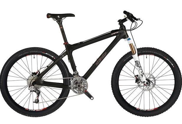 2012 Ibis Tranny XTR Bike Ibis Tranny Frame Black