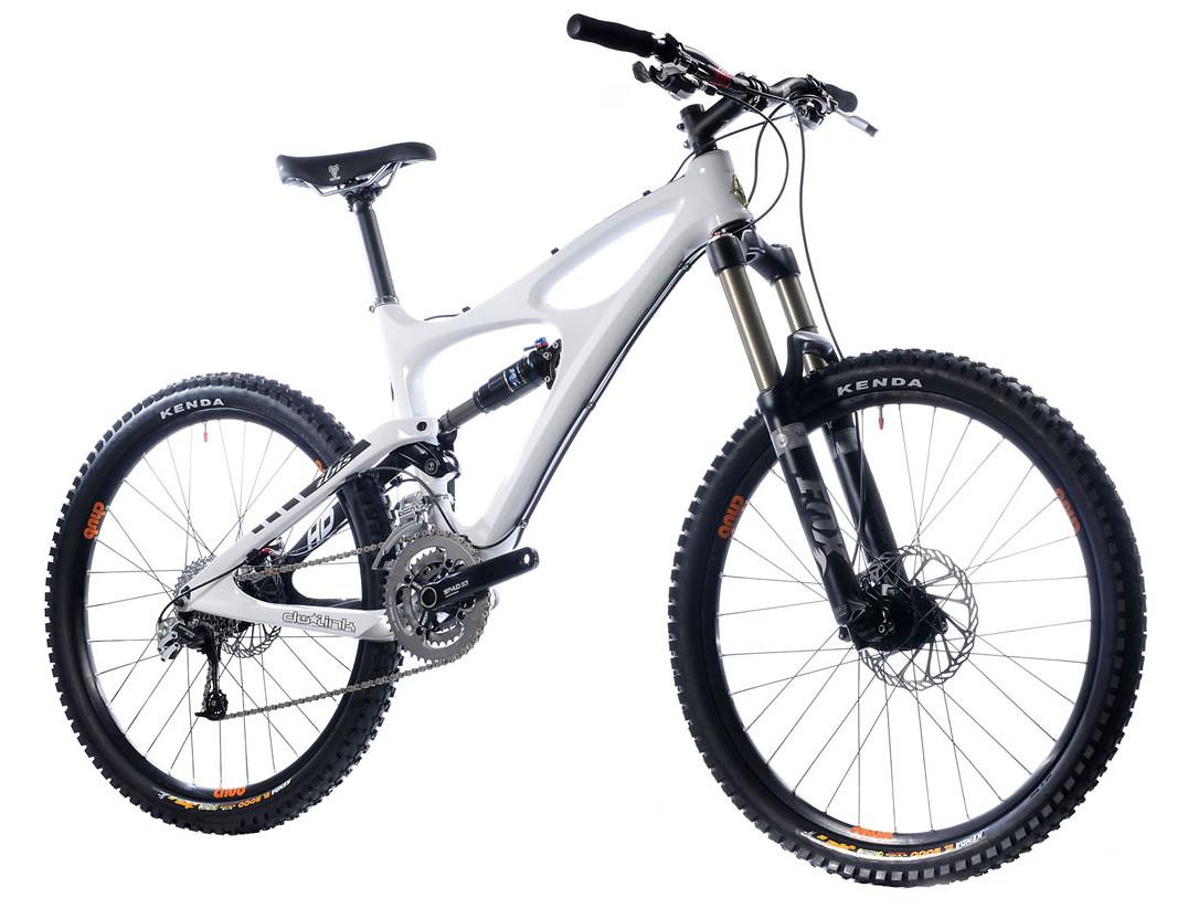 2012 Ibis Mojo HD SLX Bike IBIS-Mojo-HD-bike