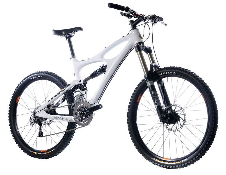 2012 Ibis Mojo HD XTR Bike IBIS-Mojo-HD-bike