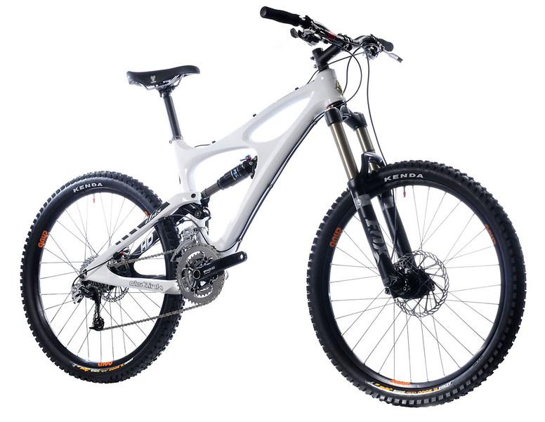 2012 Ibis Mojo HD XO Bike IBIS-Mojo-HD-bike