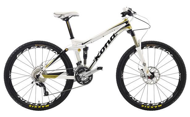 2012 Kona Lele (Womens) Bike lele2012