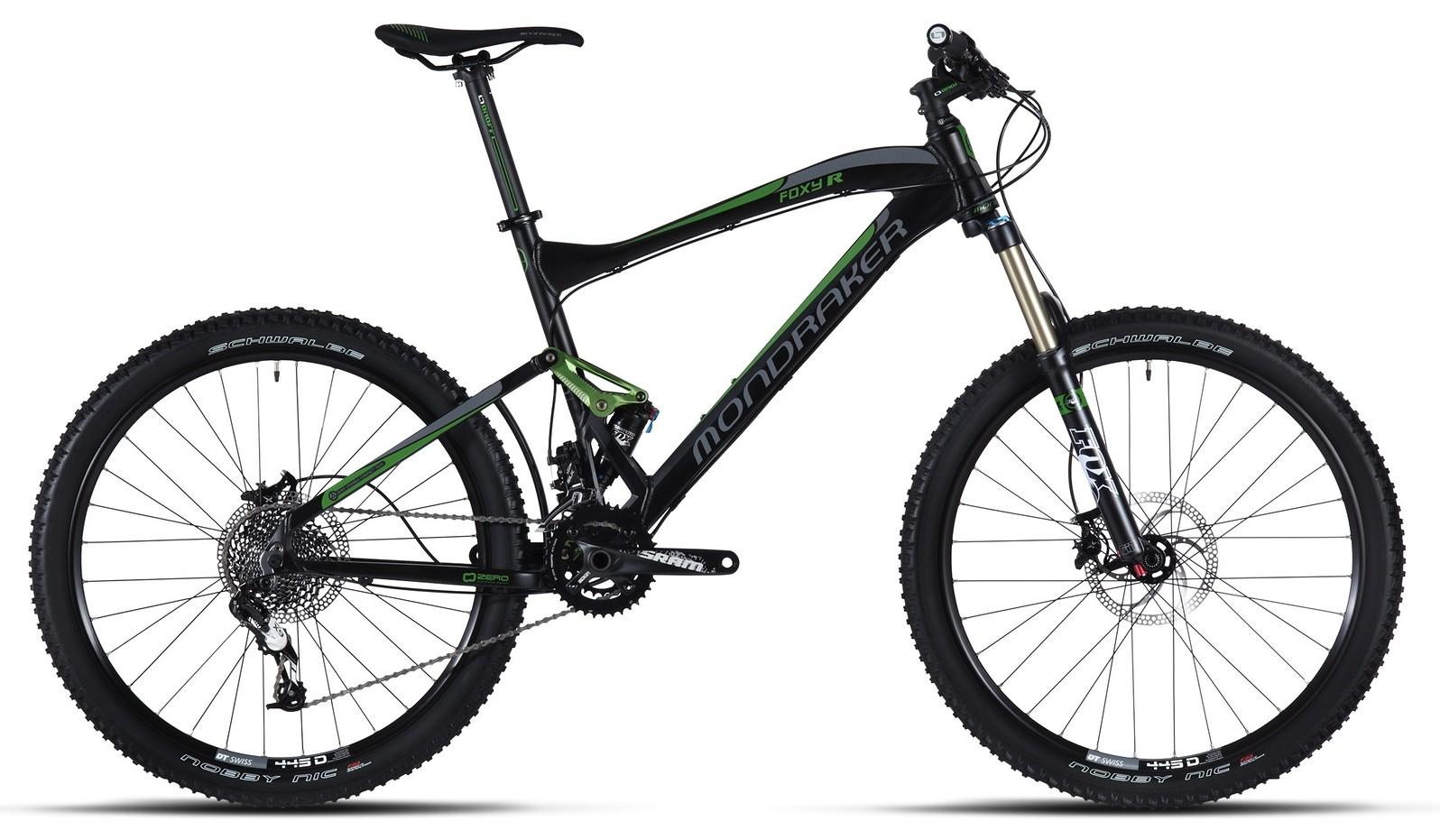 2013 Mondraker Foxy R Bike bike - mondraker foxy r