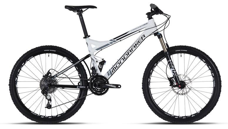 2013 Mondraker Tracker RR Bike bike - mondraker tracker rr