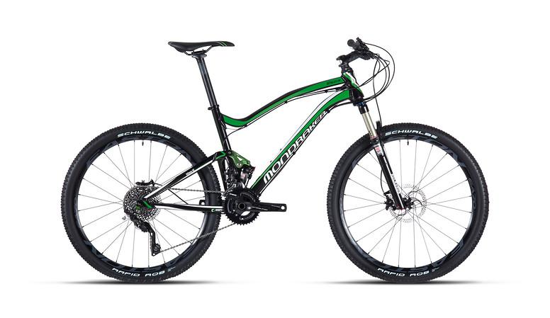 2013 Mondraker Lithium R Bike bike - mondraker lithium r