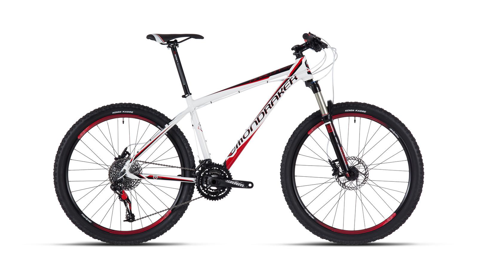 2013 Mondraker Finalist Pro Bike bike - mondraker finalist pro