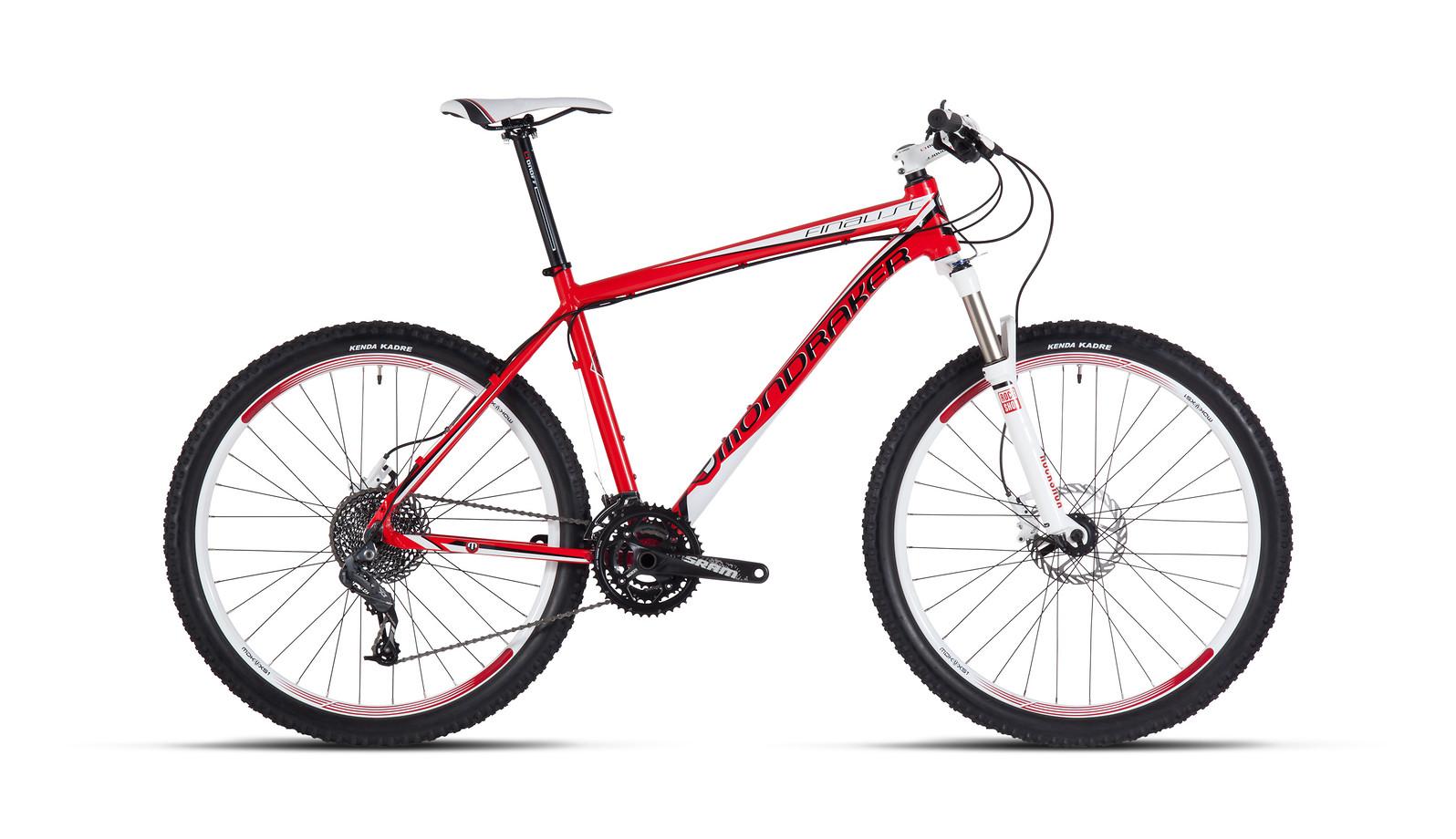 2013 Mondraker Finalist Bike bike - mondraker finalist