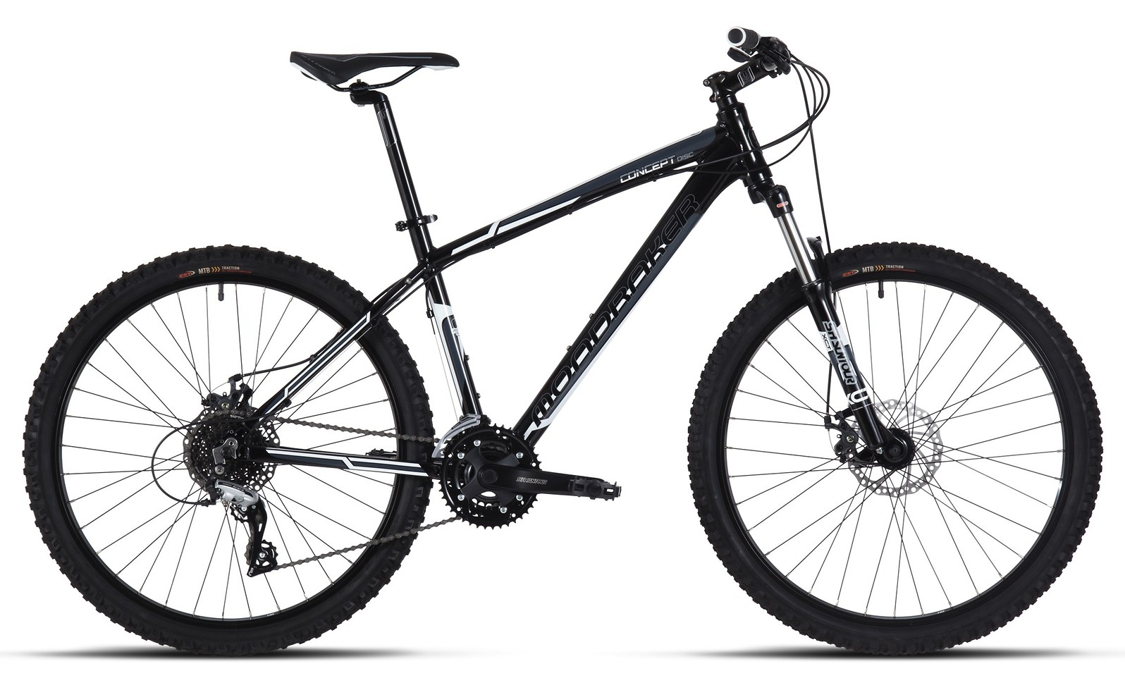 2013 Mondraker Concept Disc Bike bike - mondraker concept disc