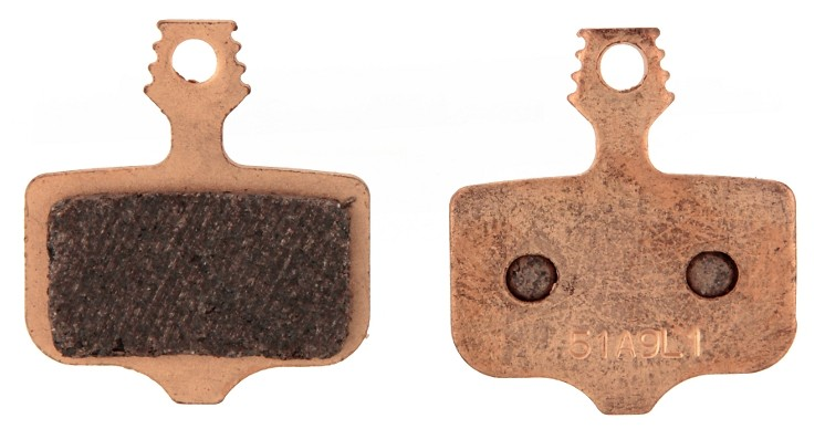 Braking Disc Brake Pads  br254d00-elix.jpg
