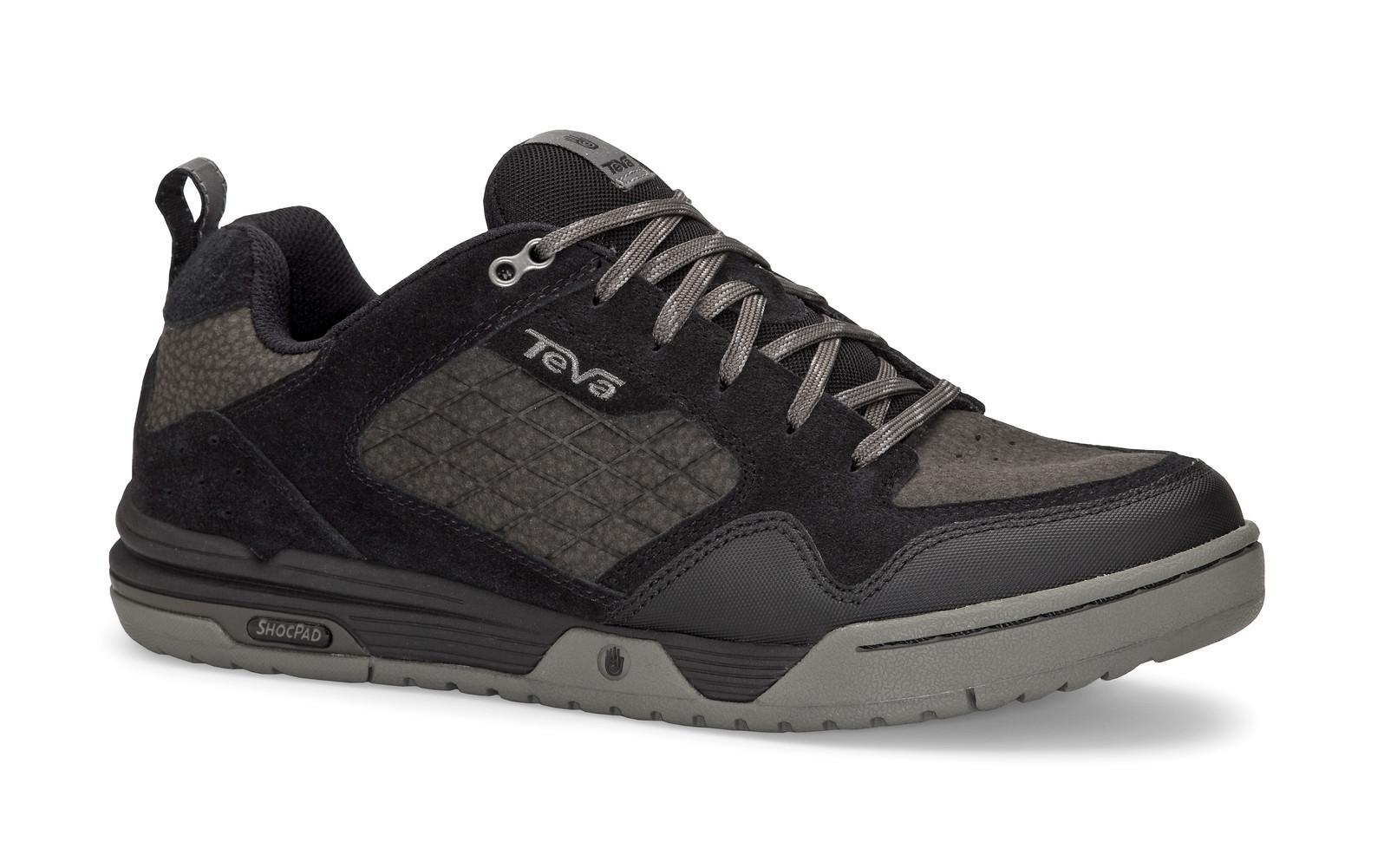 Teva Pinner Flat Pedal Shoe 4305_PINNER_BLK