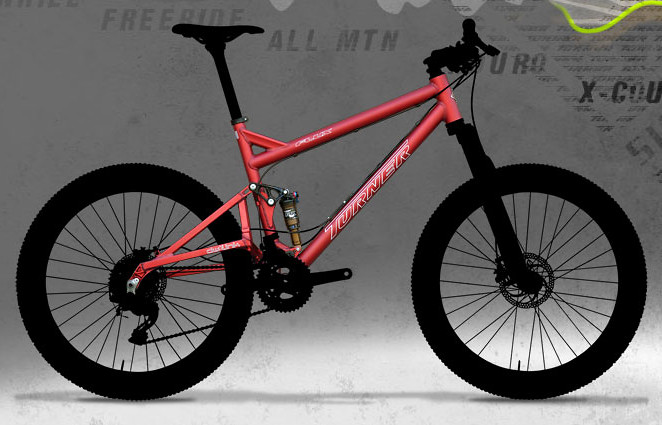 2012 Turner Flux Bike 2012_Flux_Cust_Red_666