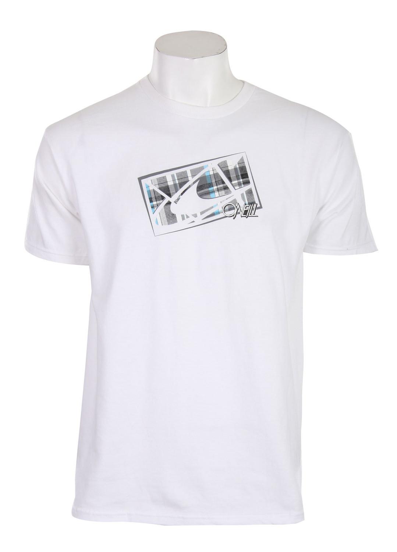 O'Neill Threaded T-Shirt White  oneil-threaded-t-wht-10.jpg