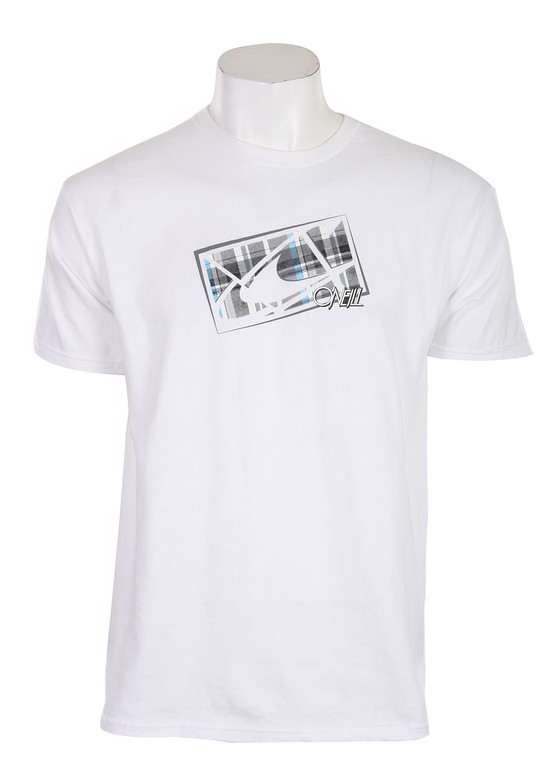 O'Neill Threaded T-Shirt White  oneil-threaded-t-wht-10.jpg