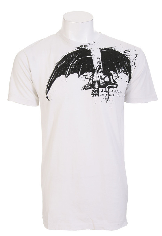 Dragon Retro Obscuro T-Shirt White  drag-obscuro-t-wht-08.jpg